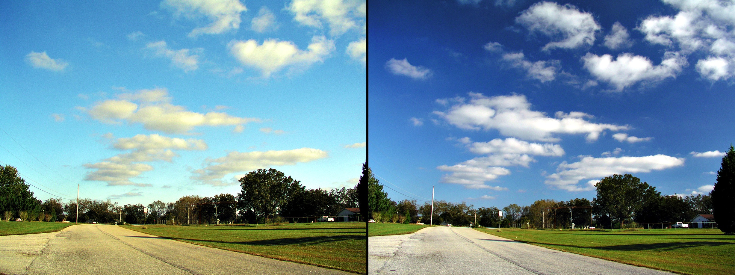 Lens filters differences